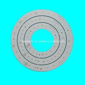 Round Aluminum PCB for LED Lighting