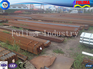 Galvanized or Blank Steel Angle Steel for Construction (AS-001) pictures & photos
