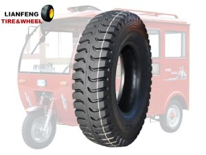 Heavy Duty Motor Tricycle Lug Pattern Tube Tyre/Tire 4.00-12, 4.50-12, 5.00-12, 4.00-8 pictures & photos
