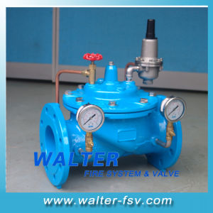 Pressure Reducing Valve Pilot Operated pictures & photos