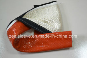 Fire Proof Sleeve with Magic Tape Exporter pictures & photos