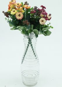 Stylish Special Shabby Style Glass Vase pictures & photos