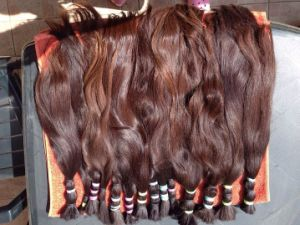 100% Natural Russian Remy Human Hair Bulk