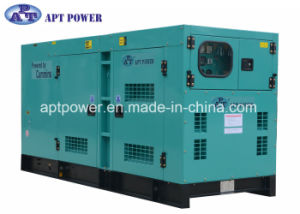 Water Cooled 3 Phase Soundproof Generator with Cummins Diesel Engine pictures & photos