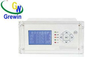 Microprocessor Protection Device with LCD Screen pictures & photos