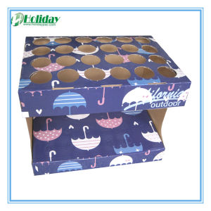 Umbrella Paper Display Stand