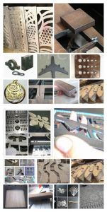 Professional Aluminum Stainless Steel Cutting CNC Plasma Cutter pictures & photos