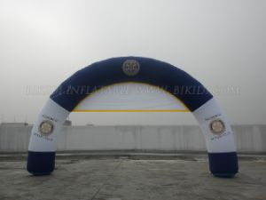 Inflatable Arch 2 Side Printings, Inflatable Doorway for Opening K4039 pictures & photos