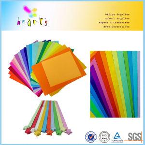 Fsc Virgin Pulp Color Folding Paper Block pictures & photos