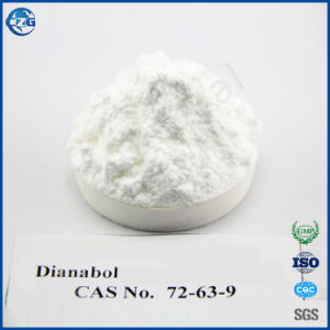 Raw Steroid Hormone Powder Dianabol (Methandrostenolone) for Men Muscle Growth pictures & photos