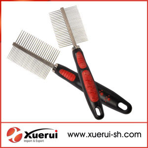 Pet Comb/ Metal Lice Comb for Grooming pictures & photos