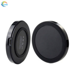 Fast Wireless Phone Battery Charger Qi Standard pictures & photos