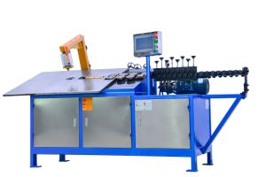 2mm-6mm Stainless Steel Automatic 2D CNC Bending Machine pictures & photos