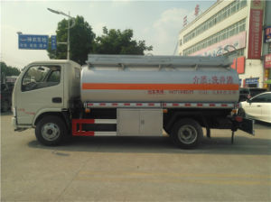 High Quality 15000 Liters Fuel Oil Tanker Truck pictures & photos