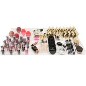 Modern Stylish Customized High-Quanlity Clear Acrylic Lipstick Holder Organizer pictures & photos