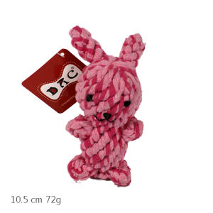 Dog Chew Toy Cotton Rabbit Cord Rope pictures & photos