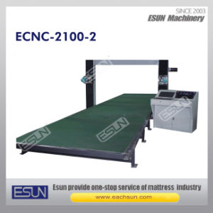 Ecnc-2100-2 Horizontal Blade Cutting Machine pictures & photos
