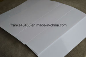Black Pet Film / Black Polyester Film for Label, Release Liner pictures & photos