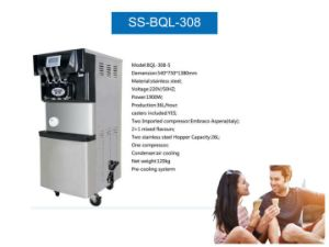 Commercial Stainless Steel Soft Serve Ice Cream Machine pictures & photos