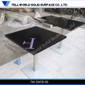 new design curved dining marble table top tea tablecorian coffee table
