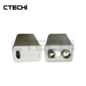 CT-Pl9V 500mAh Lithiumion Polymer Battery
