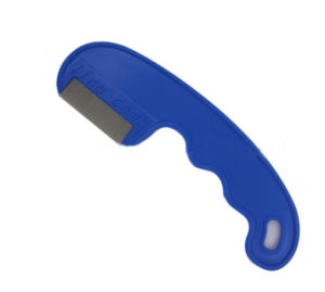 Plastic Handle Head Lice Comb for Nit Free pictures & photos