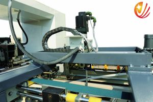 Automatic Folder Gluer Stitcher and Bundling Machine Jhxdx-2800 pictures & photos