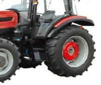 China Cheap Price 95HP 4WD Farm Tractor with CE pictures & photos