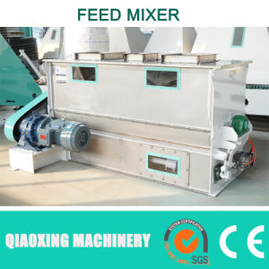 High Effenciency Single Shaft Ribbon Mixer Machine pictures & photos