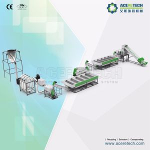 Ce Standard PP Film Recycling Washing Production Line pictures & photos