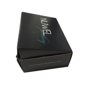 Black Shoe Packaging Corrugated Carton Box pictures & photos