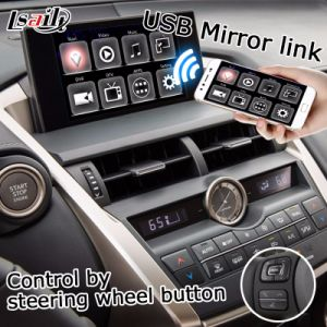 Android 6.0 GPS Navigation System Box for Lexus Nx200t Nx300h 2014-2017 etc Video Interface Box pictures & photos