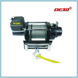 Powerful Electric Winch with Ce FCC Approved pictures & photos