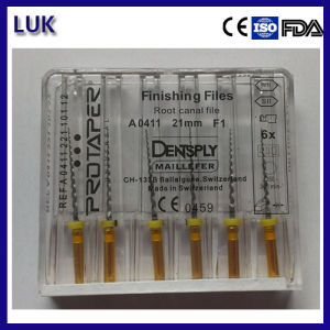 Dentsply Maillefer Rotary Endodontic Files with High Quality pictures & photos