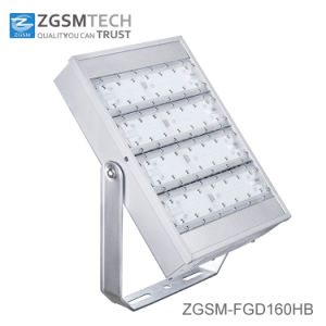 160W UL Dlc Ce RoHS Certificated LED Floodlight pictures & photos