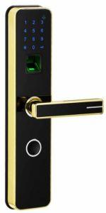 2018 Best Selling Biometric Code RFID Card Fingerprint Door Lock pictures & photos