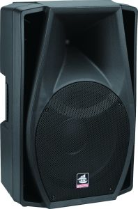 15 Inch USB SD FM 200W Plastic Active Speaker PS-2215AU pictures & photos