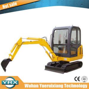 Hot Sale Mini Yrx18-7b Crawler Excavator pictures & photos