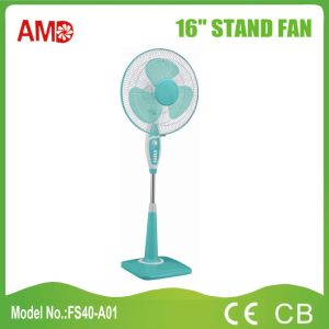 Stand Fan Pedestal Fan with Timer with Light pictures & photos