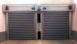 Flexon High Speed Garage Aluminium Window Roller Shutter Auto Door (Hz-FC0365) & China Flexon High Speed Garage Aluminium Window Roller Shutter ... pezcame.com