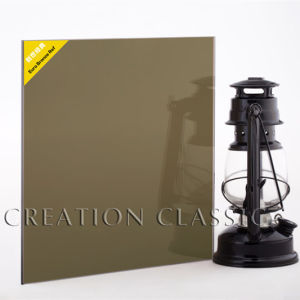 4-6mm Bronze Reflective Glass with Ce & ISO9001 pictures & photos