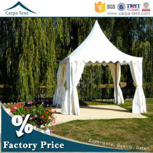 5X5m 8X8m Outdoor Pagoda Car Exhibition Tents pictures & photos