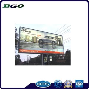 PVC Advertising Material Backlit Banner (200dx300d 18X12) pictures & photos