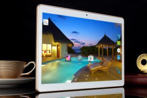 The Hot Selling Product 10 Inch Tablet PC with Mtk6580 Chip Android WiFi 3G GPS Quad Core pictures & photos