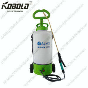 8L Garden Lawn Spraying Battery Trolley Sprayer pictures & photos