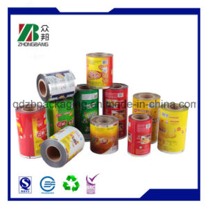 Food Grade Chocolate Plastic Packing Materials pictures & photos