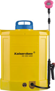 20L Agricultural Electric Knapsack Power Sprayer with Backpack (KD-20D-M001) pictures & photos