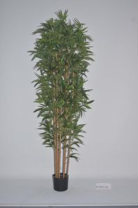 Best Selling Artificial Plants of Bamboo Sticks Bamboo-Fencing-001 pictures & photos