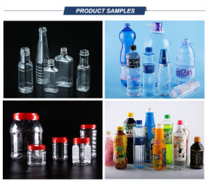 Cheap Price Semi Automatic Pet Bottle Blow Moulding Machine pictures & photos