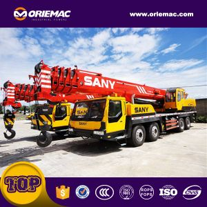 Sany 20 Ton Truck Crane Large Truck Crane Stc200s pictures & photos